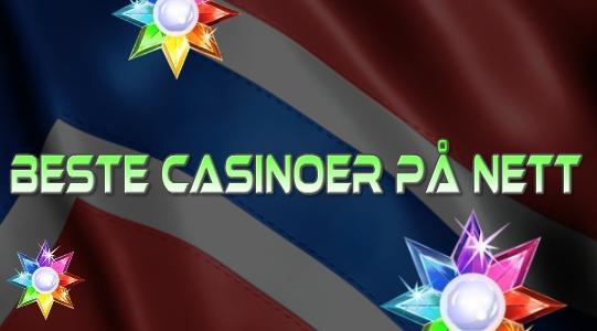 beste casinoer på nett norge netent