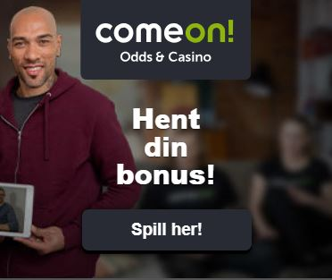 comeon odds casino john carew